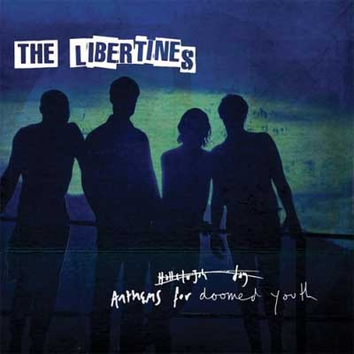 Рецензия на The Libertines — Anthems For Doomed Youth (2015)