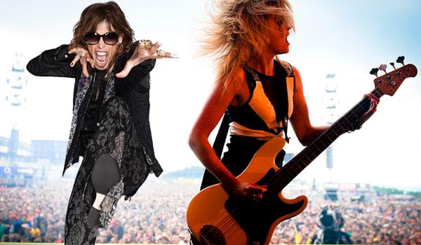 Aerosmith vs. The Subways: угадай кому принадлежит песня