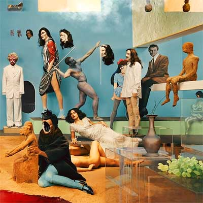Рецензия на Yeasayer — Amen & Goodbye (2016)