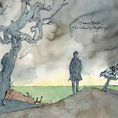 Рецензия на James Blake — The Colour in Anything (2016)