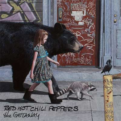 Рецензия на Red Hot Chili Peppers — The Getaway (2016)