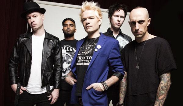 Sum 41 выпустили «военную» песню