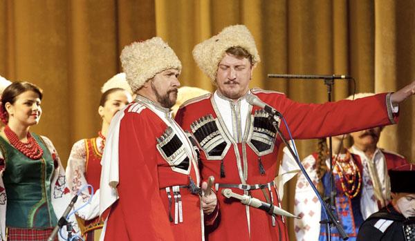 Кубанский казачий хор когда концерт в москве 2018