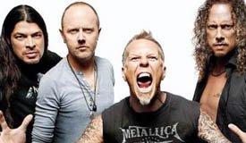 Metallica возвращается в Россию с двумя большими концертами