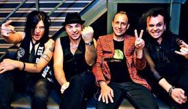 Группа «НАИВ» представила новый трек «На пределе»