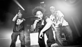 Инстарок: Dope D.O.D. в Ray Just Arena (20.02.2015)