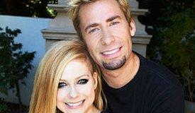 Аврил Лавинь вышла замуж за вокалиста Nickelback
