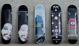 Mogwai выпускают пост-рок скейтборды