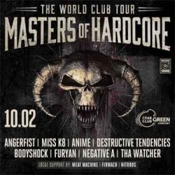 Masters Of Hardcore. The World Club Tour