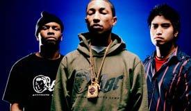 Группа N.E.R.D. записала трек для «Губки Боба в 3D»