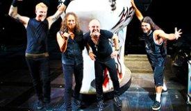 Metallica назвали дату выхода своего 3D фильма