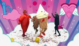 Вся наша жизнь — игра: Blur выпустили 8ми битный клип