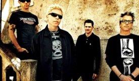 Группа The Offspring отправится в первый тур по России