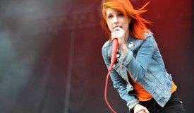 Paramore сыграли «Someday» The Strokes