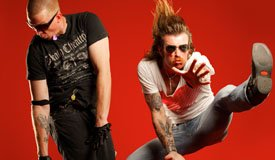 Eagles Of Death Metal погостили на шоу Конана О'Брайена