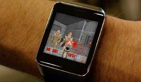 «Doom» нелегально внедрили в Apple Watch