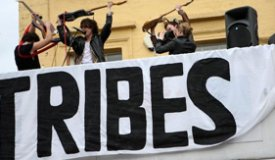 Инди-рокеры из Tribes анонсировали вторую пластинку