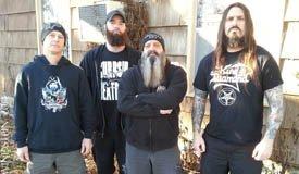 Сладж-металлисты Crowbar впервые выступят в России