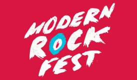 Разыгрываем четыре билета на MODERNROCK FEST