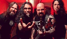 Slayer привезут в Москву новый альбом