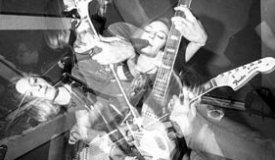 Шугейз группа Aerofall презентует дебютный альбом в «Курбрике»