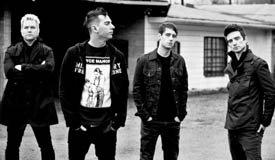 Anti-Flag везут в Россию «американскую весну»