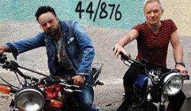 Sting & Shaggy — 44/876 (2018)