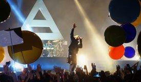 Репортаж с концерта 30 Seconds To Mars в СК «Олимпийский» (от 22.03.2015)