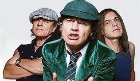 AC/DC выпустят DVD-концерт