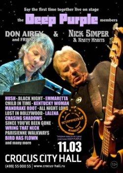 The Deep Purple Members