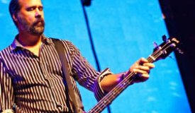 Крист Новоселич сыграл на аккордеоне песню Lorde