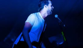 Репортаж с концерта White Lies в Ray Just Arena (от 16.05.2014)