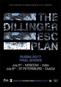 The Dillinger Escape Plan