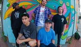 Американцы Turnstile выложили на SoundCloud свой дебютный альбом