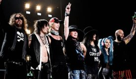 Guns N' Roses в Москве: порох еще остался?