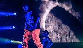 Репортаж с концерта Die Antwoord в клубе Stadium Live (от 31.01.2015)