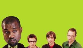 Что будет, если скрестить Weezer и Канье Уэста?