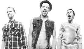 Группа «Морэ&Рэльсы» сняла клип на песню «Зомби Будда»