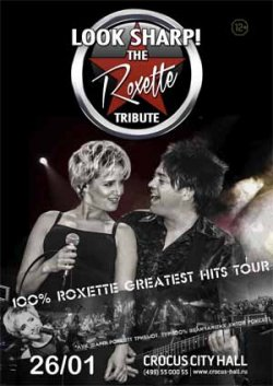 Look Sharp! Roxette Tribute
