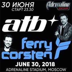 Ferry Corsten & ATB