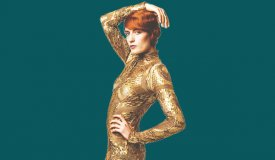 Florence + The Machine выпустили альбом «High As Hope»