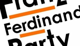 Franz Derdinand Party в клубе Squat Cafe