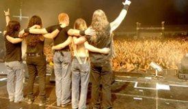 Iced Earth представят новый альбом в Питере и Москве