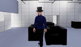 Клип Jamiroquai «Virtual Insanity» превратился в видеоигру