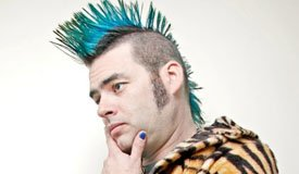Фэт Майк из NOFX обнародовал первую песню из своего панк-рок мюзикла
