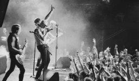 Репортаж с концерта группы «Тараканы!» в Ray Just Arena (от 22.11.2014)