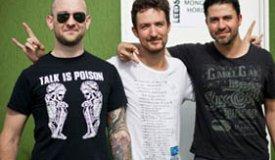 Новая хардкор-группа Френка Тернера выпускает дебютный лонгплей