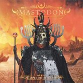 Mastodon — Emperor of Sand (2017)