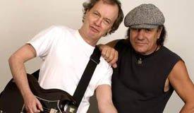 AC/DC вернули Криса Слейда для выступления на «Грэмми»