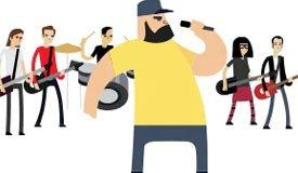 Metric и Fucked Up станут героями инди-рок игры